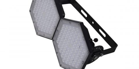 HoneyComb - LED belysning fra www.PowerSource.no
