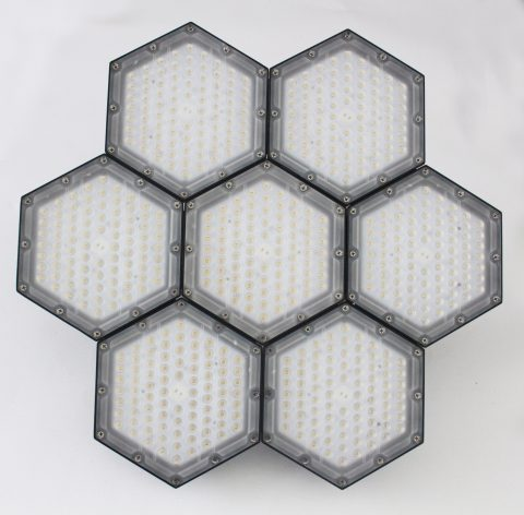 HoneyComb LED belysning fra PowerSource AS