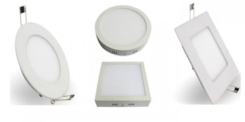 panel LED - LED belysning fra PowerSource AS